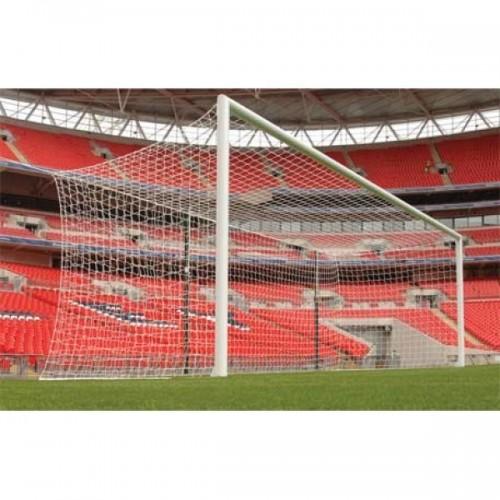 207019 Εστία Ποδοσφαίρου μεταλλική 7,32μ x 2,44μ Τύπου Κλωβού, Επαγγελματική