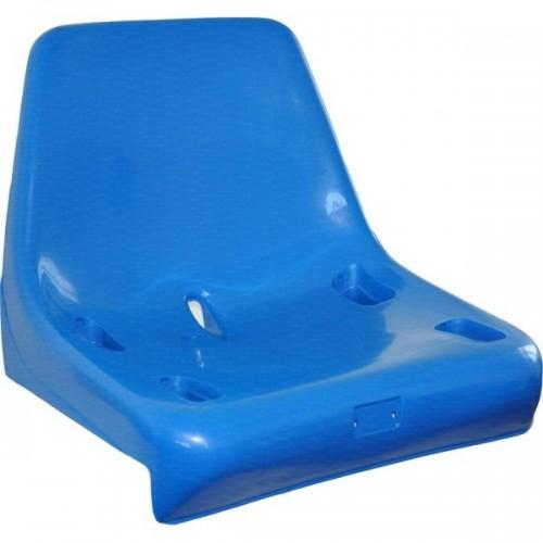 8516 Κάθισμα θεατή πολυπροπυλενίου με πλάτη