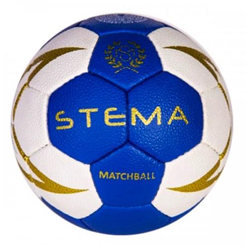 42017 Μπάλα Χάντμπολ Μέγεθος 47cm Βάρος 250-280gr FOR CHILDREN 8-10Years STEMA SIZE 0 MATCHBALL