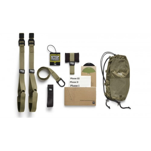 100653 TRX® Ιμάντες Γυμναστικής Suspension Training Force Kit