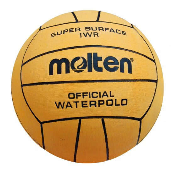 100592 Molten Water Polo Ball IWR Mens